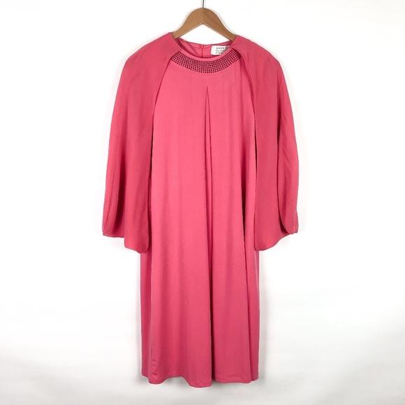 Badgley Mischka Dresses & Skirts - NWT American Glamour by Badgley Mischka Cape Dress